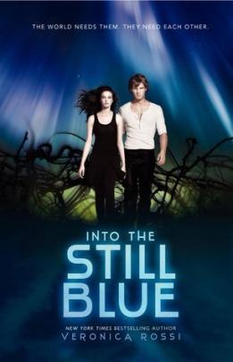 cover into the still blue