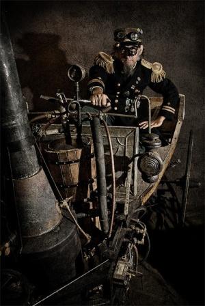 hp steampunk