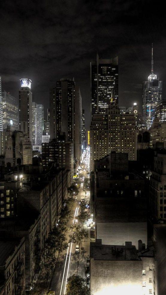 HS night city