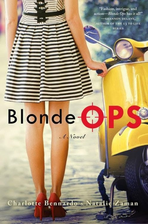 cover blonde ops