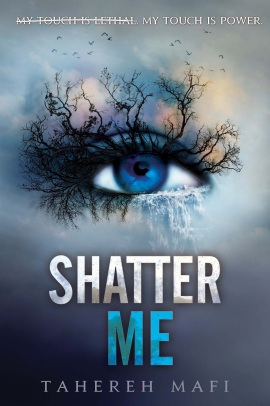 cover shatter me