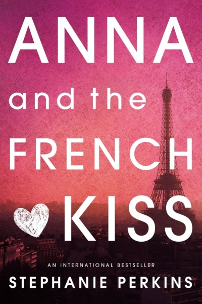 cover anna and the french kiss