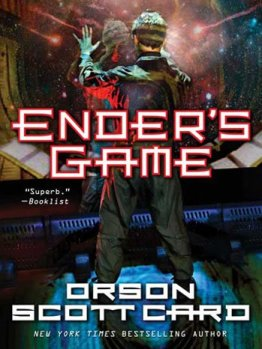 cover enders game