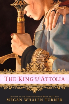 cover king of attolia