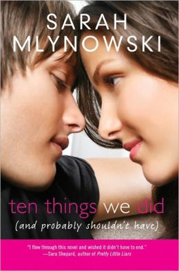 cover ten things we did