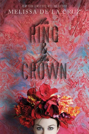 cover the ring and the crown