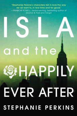 cover isla and the happily ever after
