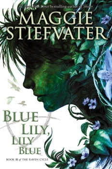 cover blue lily lily blue