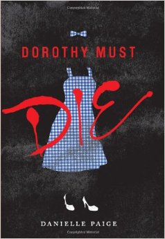 cover dorothy must die