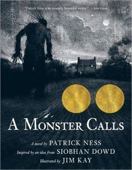 cover a monster calls