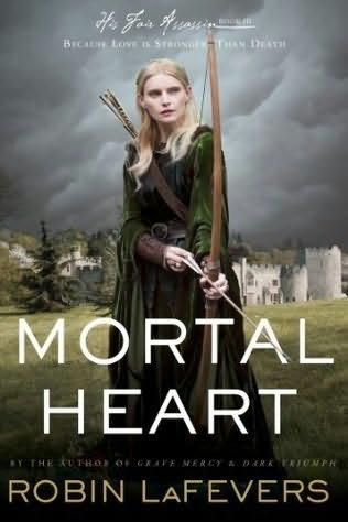 cover mortal heart