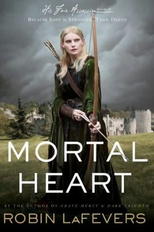 cover mortal heart