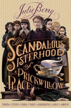 cover a scandalous sisterhood