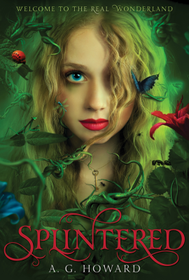 cover splintered