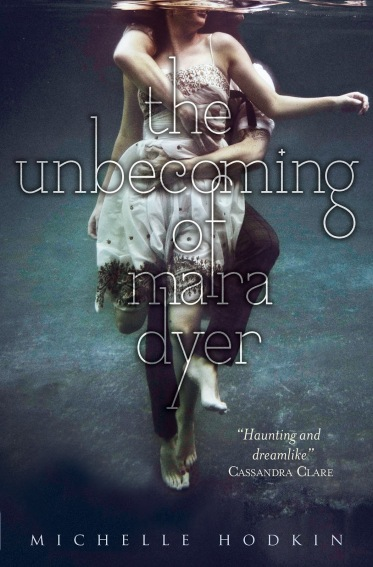 cover the unbecoming of mara dyer