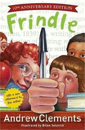 cover frindle
