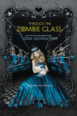 cover through the zombie glass