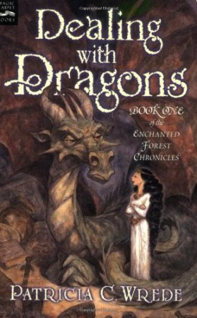 cover dealing with dragons
