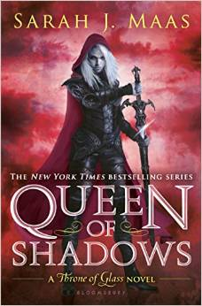 cover queen of shadows
