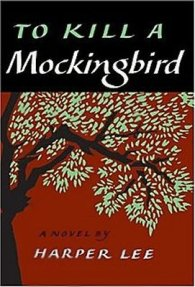 cover to kill a mockingbird