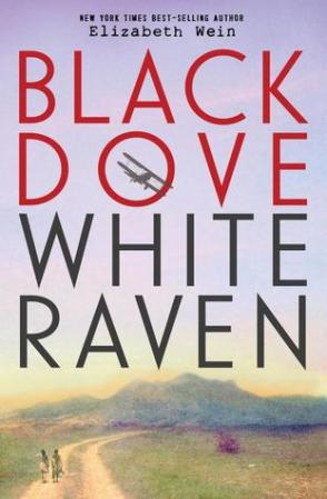 cover black dove white raven