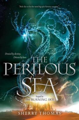 cover perilous sea
