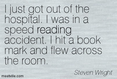 reading accident
