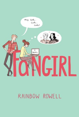 cover fangirl