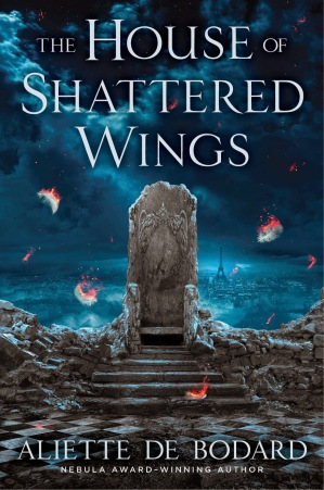 cover house of shattered wings