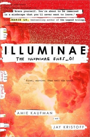 cover illuminae