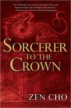 cover sorcerer to the crown