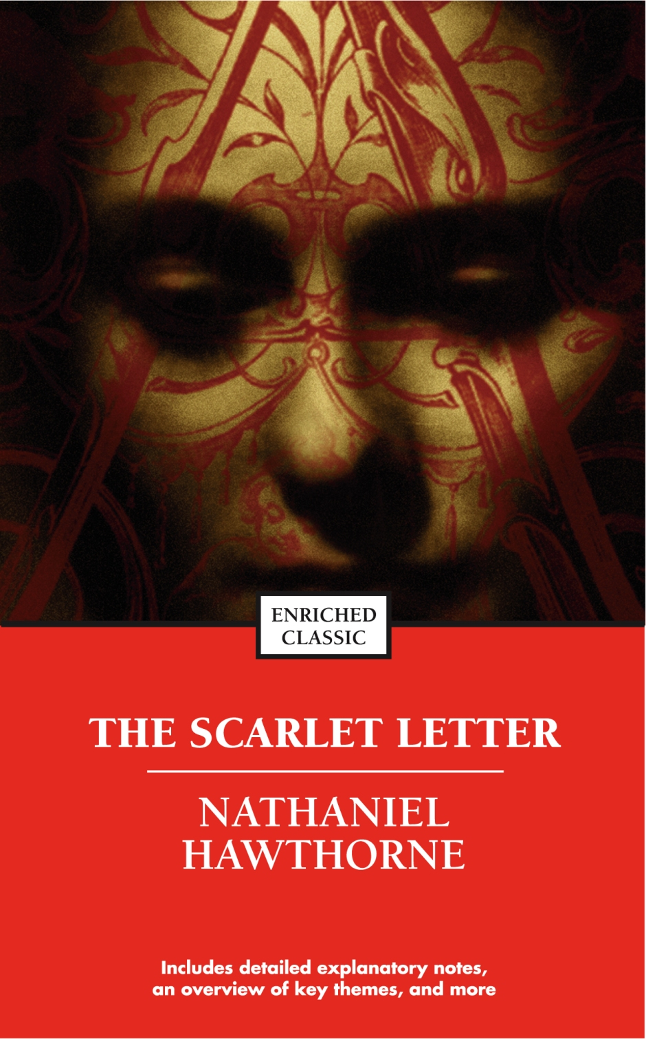 In The Scarlet Letter, what conclusion can I make about a biblical allusion?