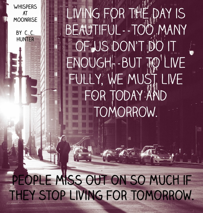 live for tomorrow