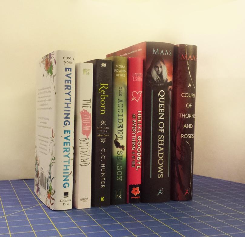 book haul 8