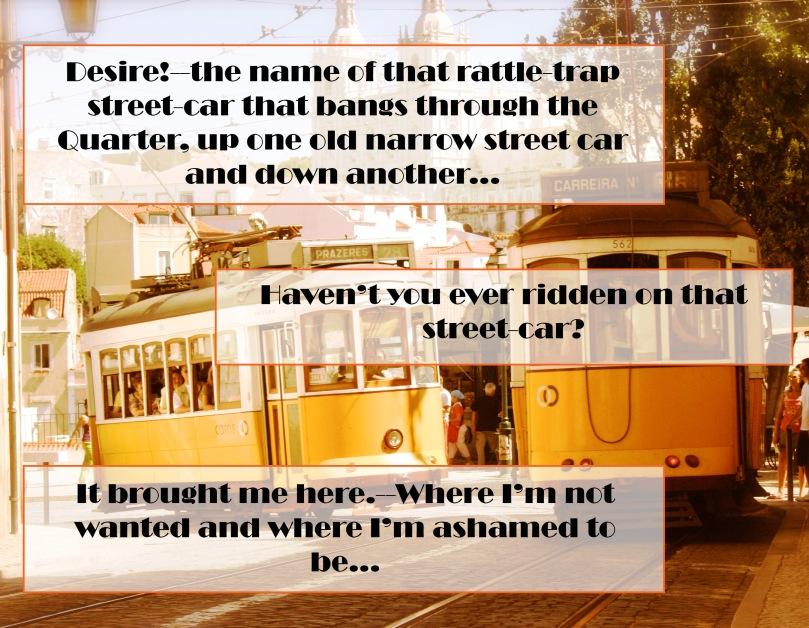 rattle trap streetcar