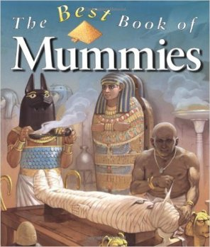 cover best book of mummies