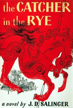 cover a catcher in the rye