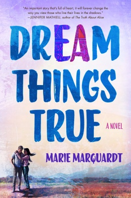 cover dream things true