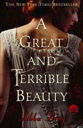 cover a great and terrible beauty