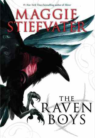 cover the raven boys