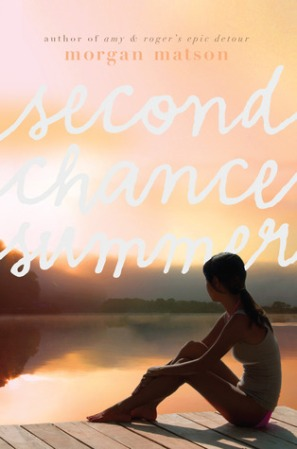 cover second chance summer