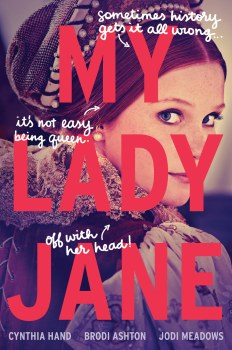 cover my lady jane