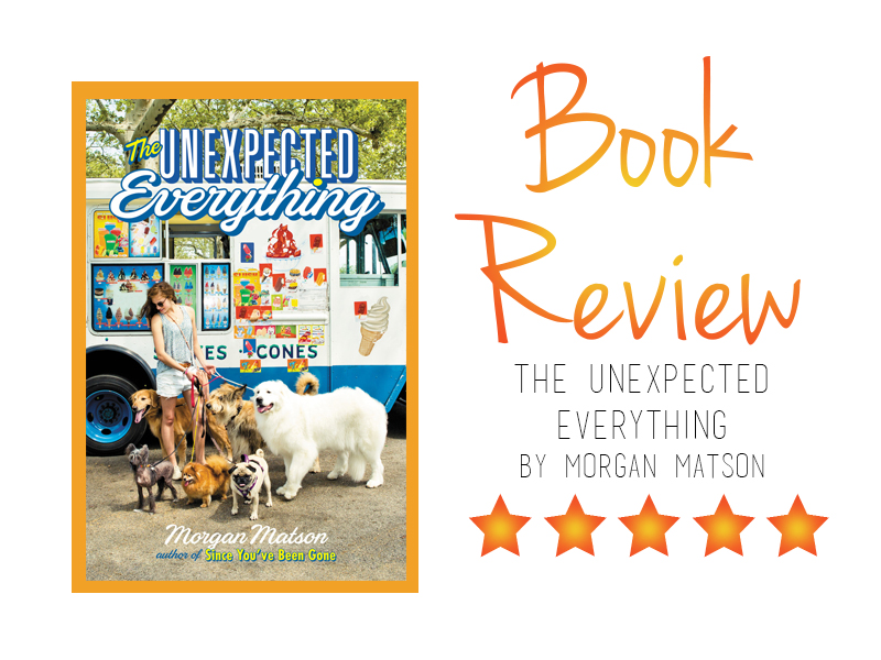 review the unexpected everything